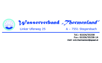 Wasserverband Thermenland